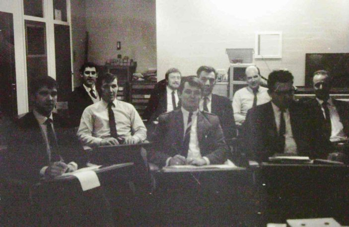 GWK. industrial engineering staff 1969