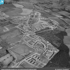 Development of Bedwell and Monkswood, Stevenage, 1952
