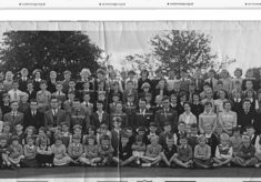 Peartree Junior School 1958 image with names
