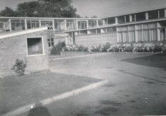 Bandley Hill JM School, Main Entrance, 1963