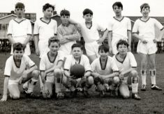 Shephall Rovers - early '60s