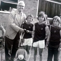 Longmeadow Junior School 5 a side Football Team 1976 | Stevenage Museum