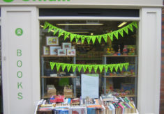 Oxfam Shop 40th Anniversary Celebrations