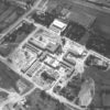 Aerial view of the Town Centre 1958
