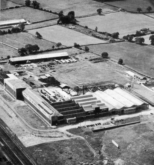 The Argyle Works c.1950 | King Newsletter