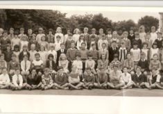 Ashtree Junior School Panoramic Photo-1965