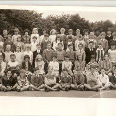 Ashtree Junior School Panoramic Photo-1965