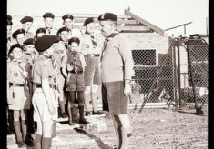 Bedwell Scouts 1960