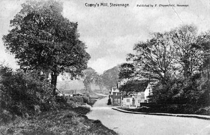 Coreys Mill 1905 | Stevenage Museum