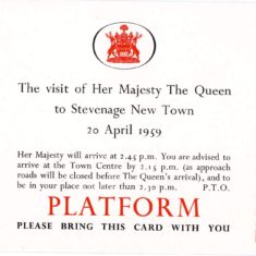 Did you get an invitation to meet the Queen?