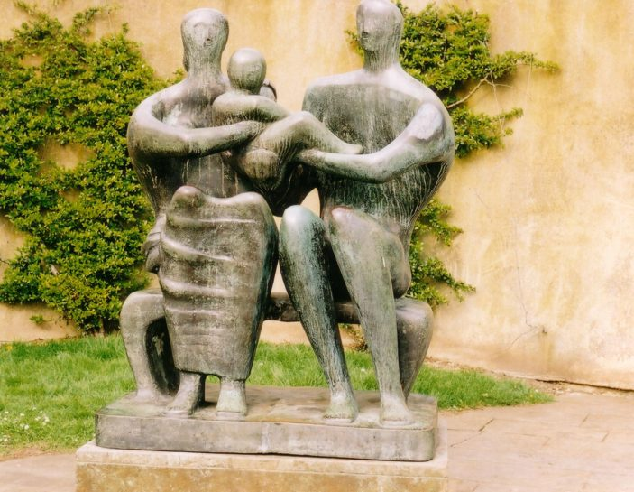 Family Group, by Henry Moore | Pauline Maryan