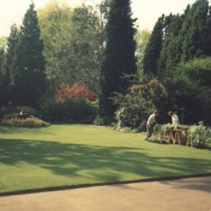 Stevenage Lodge Grounds