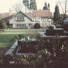 Stevenage Lodge and grounds
