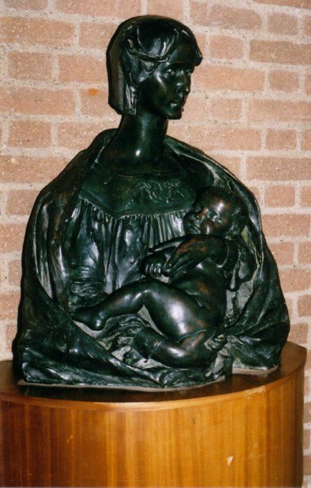 Madonna and Child | Pauline Maryan