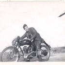Me on my 250cc racer | John Bland