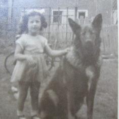 Terri & childhood friend Ricki | Mum