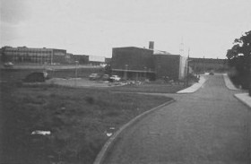 View from the North showing Stevenage College to the left | Owen Welch