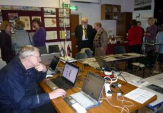 Our Stevenage Launch 26 February 2011