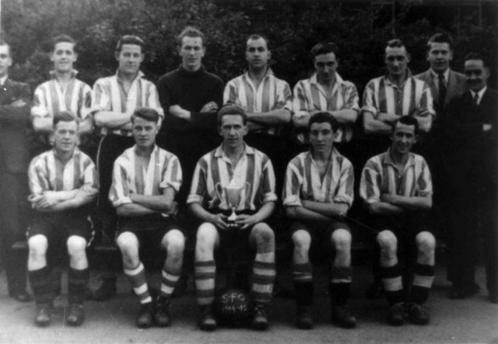 Stevenage Town Football Club 1946 | Stevenage Museum P1022