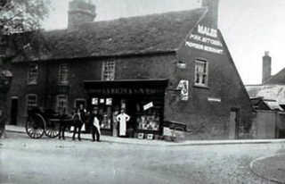 21-23 High Street Males Shop c1910 | From the Stevenage Museum collections (P12697)