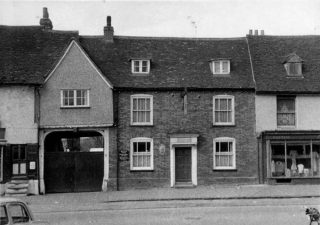 Red Lion. c.1958 | Stevenage Museum. P1293