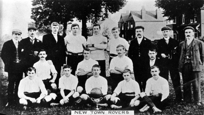 New Town Rovers Football Club 1905 | Stevenage Museum P302