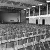 Interior View of the Hall of Stevenage Girls' Grammar School. 1958