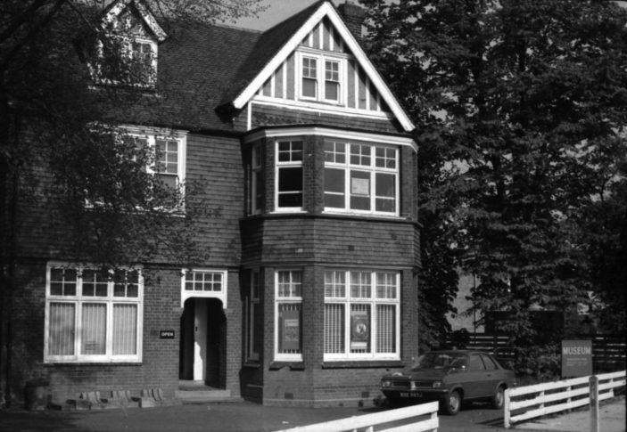 Stevenage Museum. 1975