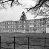 Shephalbury School exterior in 1958