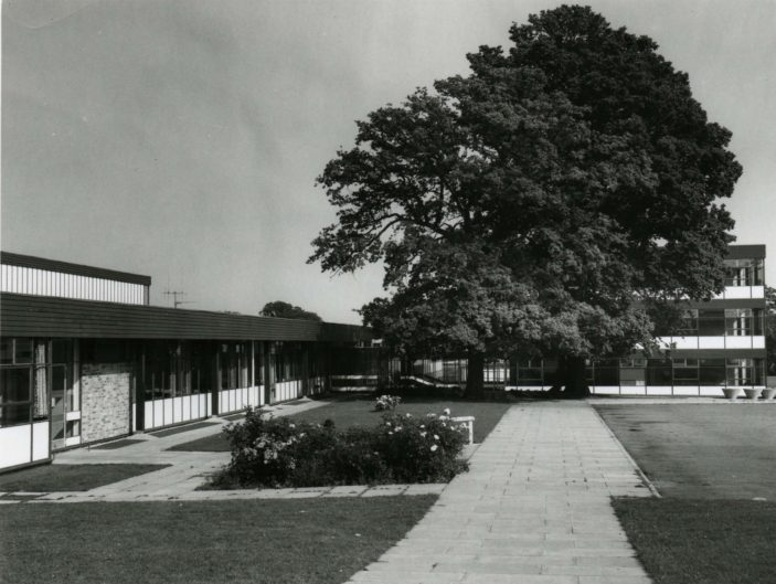 Chells School c. 1964 | Stevenage Museum P7350