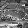 Aerial view of British Aerospace in 1966