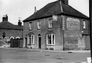 The White Horse, c. 1963-68 | Stevenage Museum P8572