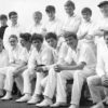 Secondary schools cricket team 1964