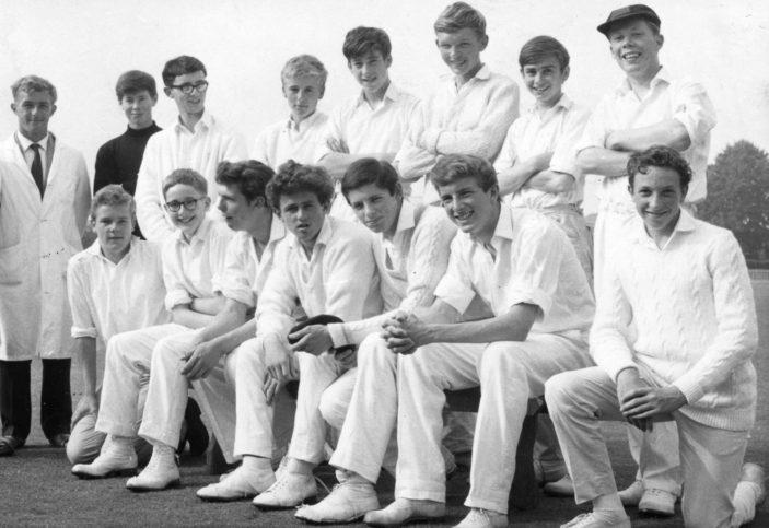 Secondary schools cricket team 1964 | Stevenage Museum PP1322