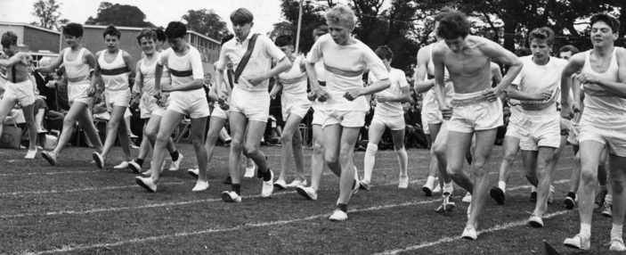 Heathcote School sports day | Stevenage Museum PP1443