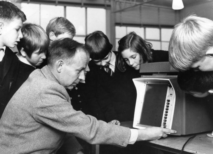 Heathcote School class | Stevenage Museum PP1449
