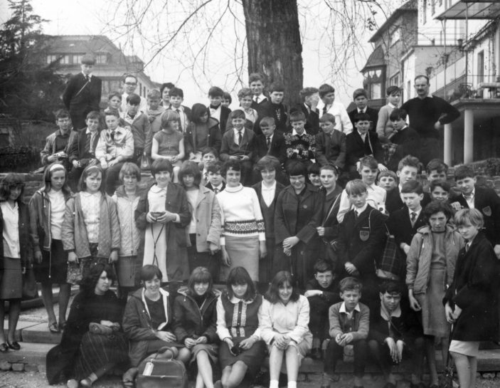 Nobel School visit to the Rhineland | Stevenage Museum PP1472