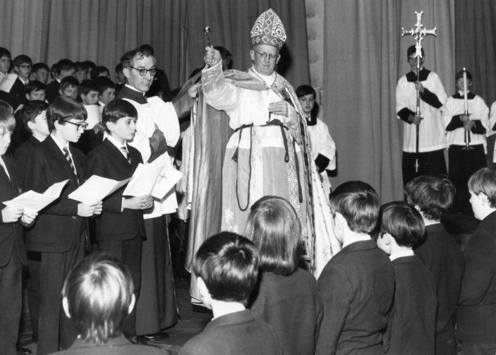 St Michael's School official opening | Stevenage Museum PP1476