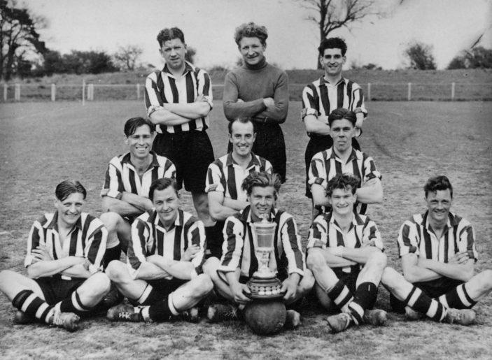 Stevenage New Town Rangers 1953 | Stevenage Museum PP455