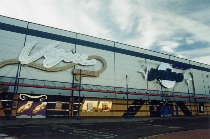 Vogue Nightclub in 2000 | Stevenage Museum. PP566