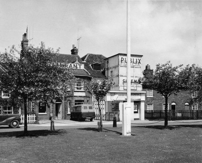 The Publix Cinema. 1961 | Stevenage Museum. PP607