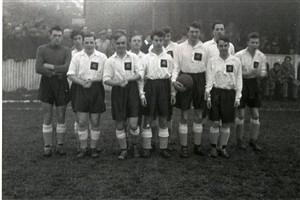 Pegasus FC c1954 | Owen Welch