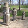 Sculptures in Symonds Green