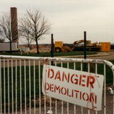 St Michael's School demolition | Pauline Maryan