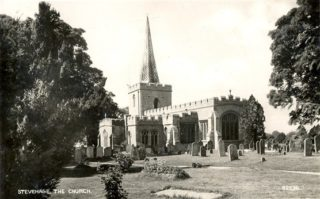 St. Nicholas' Church | Hertfordshire Archives and Local Studies