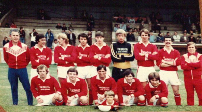 Stevenage Team