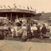 The Flying Horses. Stevenage Fair 1907