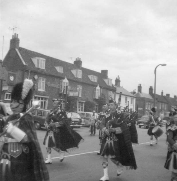 Stevenage Pipe Band