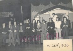Beddall Bradford F.C at the Mecca 1971