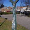 Fossil Tree, by John Mills